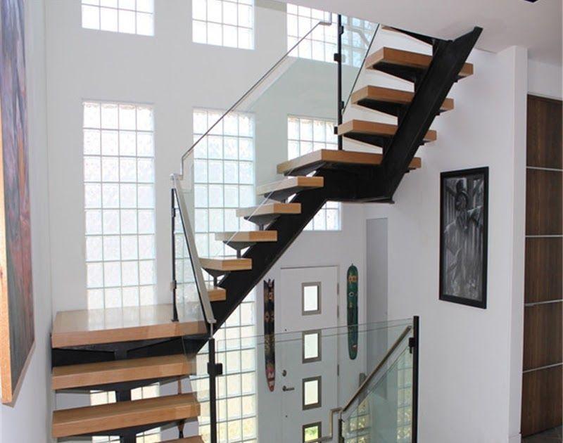 Us 2999 0 Modern L Shaped Indoor Steel Wood Staircase Designs In