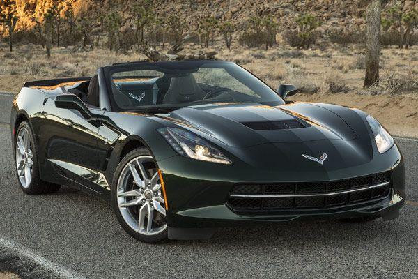 2014 Chevrolet Corvette Stingray Convertible U2013 MSRP From $51,000   The New  C7 Corvette Is The