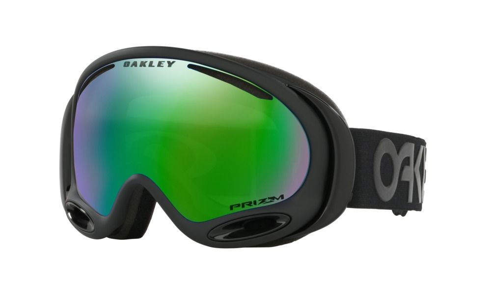 Buy A Frame 2 0 Factory Pilot Blackout Snow Goggle For Mens With Factory Pilot Blackout Frame And Prizm S Oakley Snowboarding Accessories Wearable Electronics