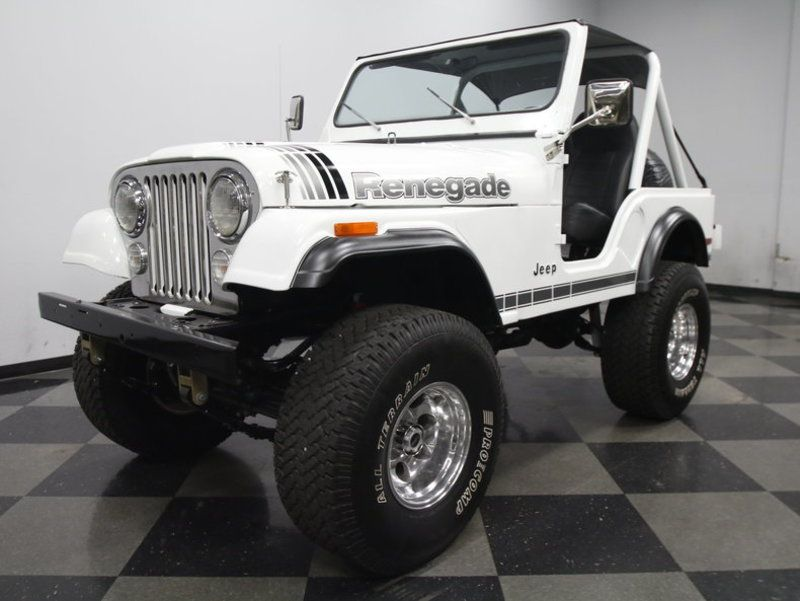 1980 Jeep Cj5 For Sale Concord Nc Oldcaronline Com