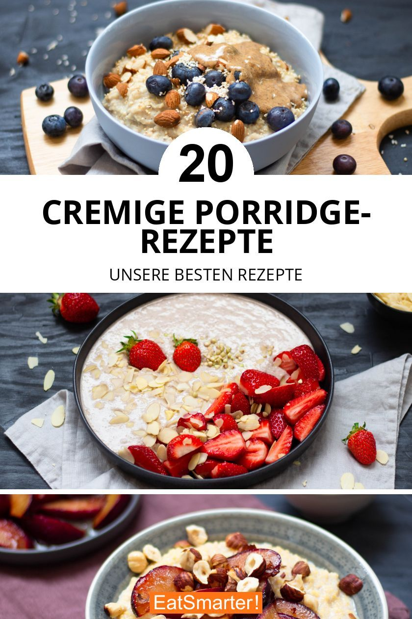 Das große Porridge Kochbuch #frühstückundbrunch