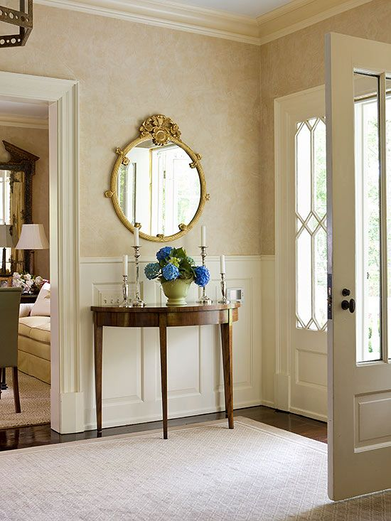 15 Entrance Hall Table Styles To Marvel At: Accessorize Your Front Entry