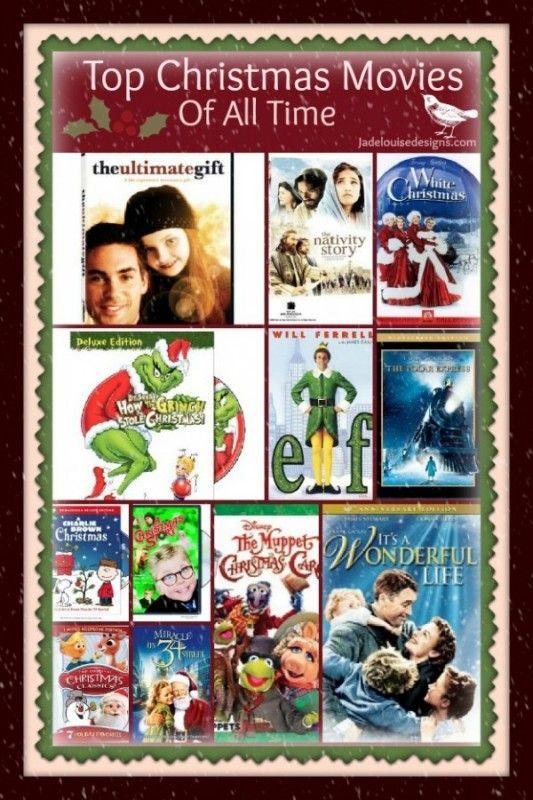 Top Christmas Movies Of All Time Top Christmas Movies Christmas Movies Best Christmas Movies