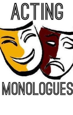 I know how hard it is to find monologues so I'm going to post some mo… #random Random #amreading #books #wattpad