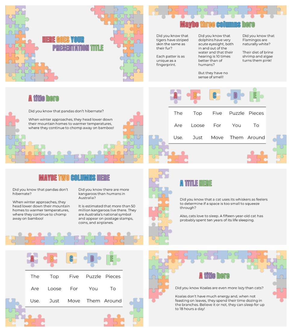 Spilsbury Template Free Powerpoint Template Or Google Slides Theme Powerpoint Template Free Google Slides Powerpoint