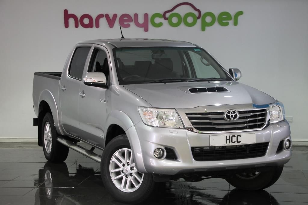 Used 2015 Toyota Hilux INVINCIBLE 4X4 D-4D DCB for sale in