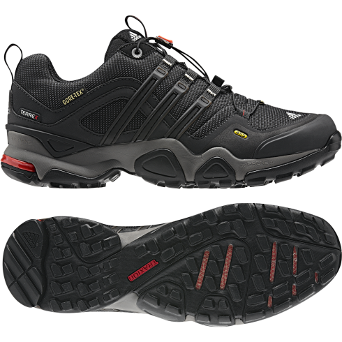 ADIDAS Botas TERREX FAST X GTX, CINDER/Negro/CORE Foot & Botas ADIDAS 1f52ca
