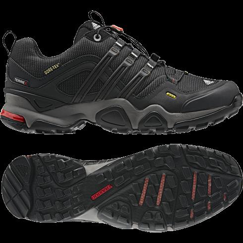 new product 6f315 9aa0a ADIDAS TERREX FAST X GTX, CINDER BLACK CORE - Footwear   Boots - Tactical  Distributors- Tactical Gear