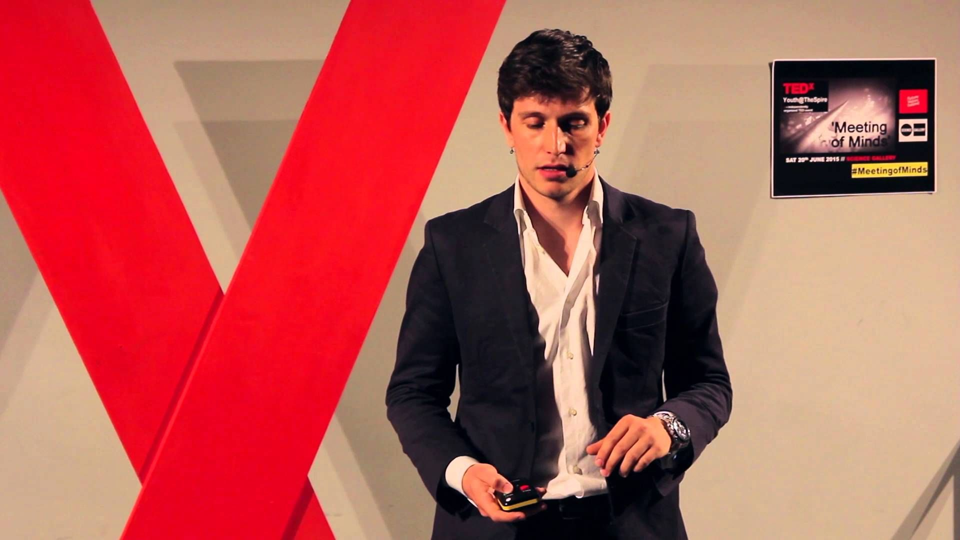 Failure and the Importance of mentors Patrick Boland