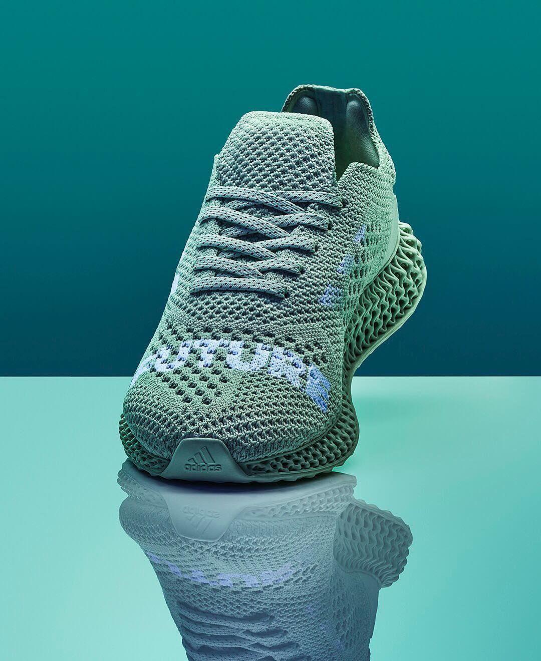 Now the raffle for adidas Consortium Future Runner 4D x