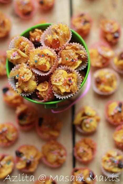 Masam Manis Cornflakes Madu Food Drink Food Recipes Food