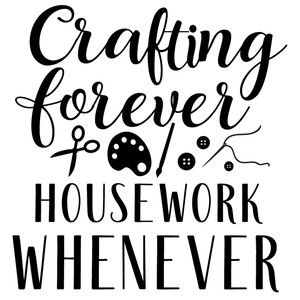 Silhouette Design Store: Crafting Forever Housework Whenever
