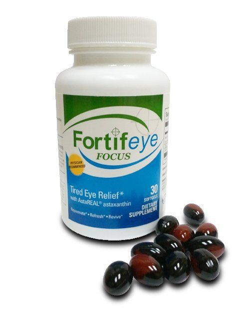 Astaxanthin and eye health discussed by Michael Lange OD