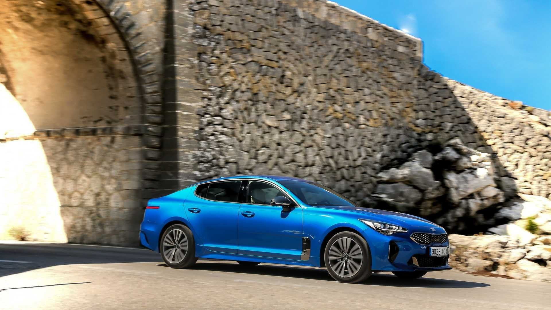 2020 Kia Gt Coupe Review and Release date