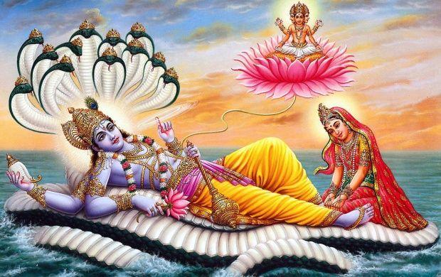 Lord Vishnu HD Wallpapers, Free Wallpaper Downloads, Lord
