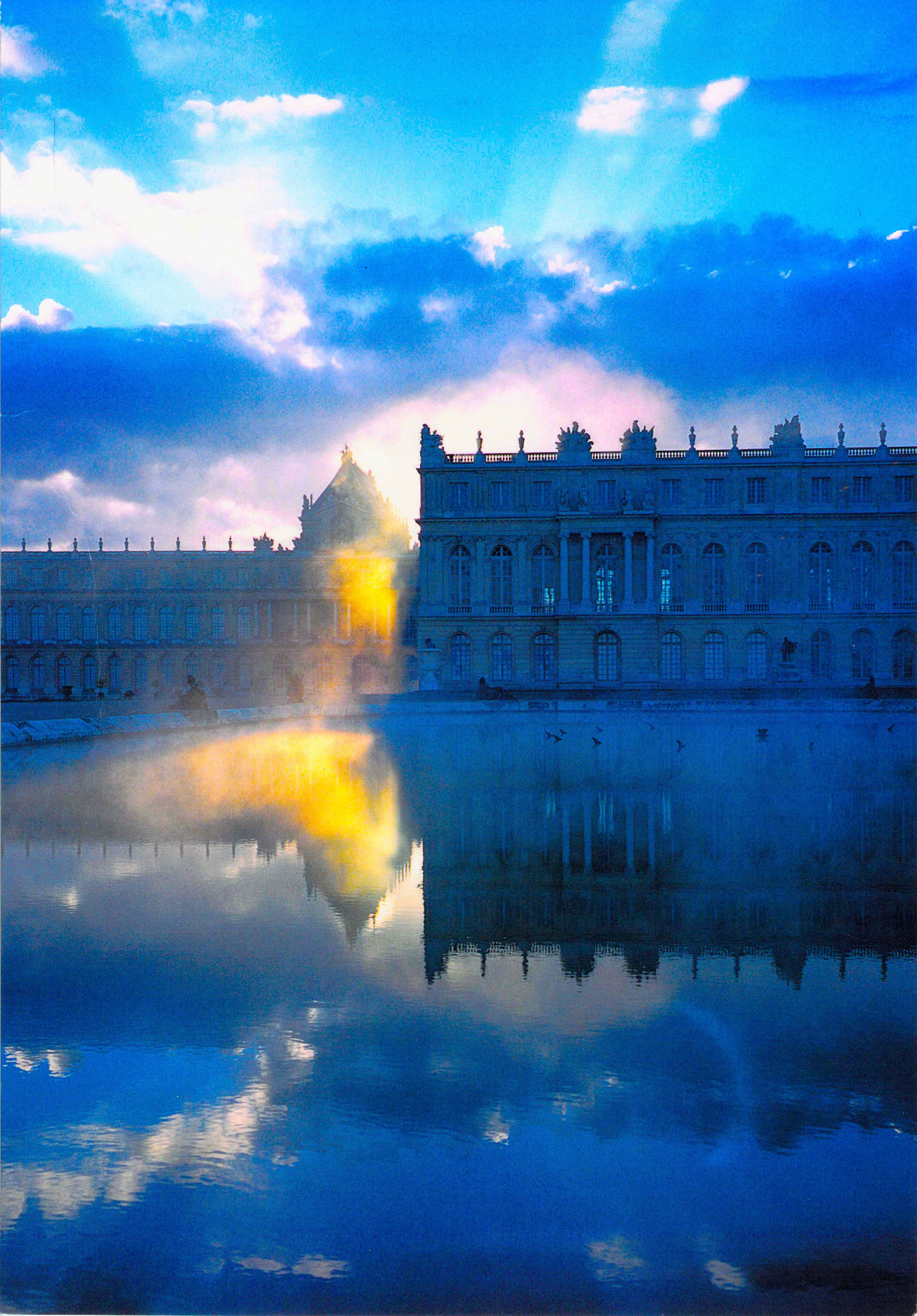 The Magnificence of Versailles Beautiful places to visit