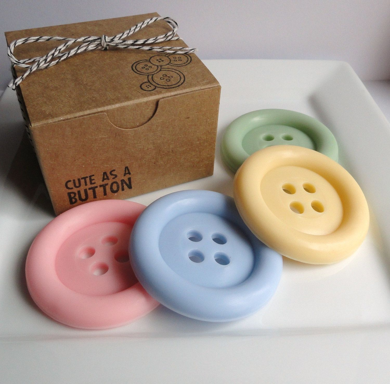 ETSY Products Cute as a Button Soap Set - Goat Milk Soap , gift for Her, Shaped soap, baby shower favors, soap favors, kids soap, mothers day, party favorCute as a Button Soap Set - Goat Milk Soap , gift for Her, Shaped soap, baby shower favors, soap favors, kids soap, mothers day, party favor