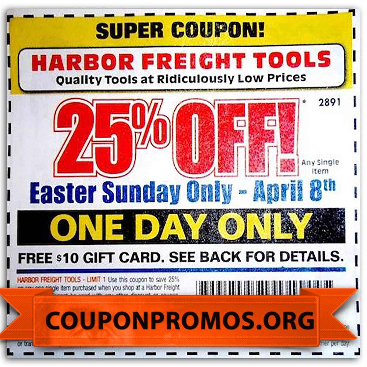 Free Printable Harbour Freight Coupon October 2017 Free