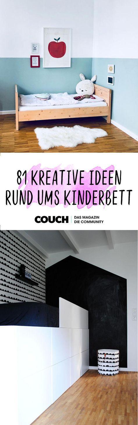 Kinderbett Schöne Wohnideen für die Kleinen bei COUCH