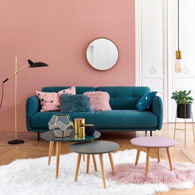 Image Terrazieri Single Cotton Cushion Cover La Redoute Interieurs #hausinterieurs