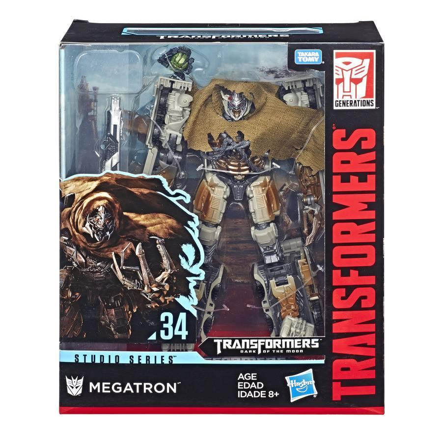transformers studio series 34 megatron leader   ~^~ wish list