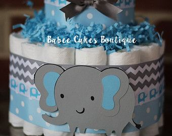 elephant baby shower girl baby shower centerpiece shower decor