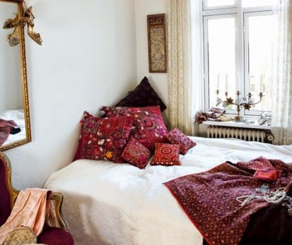 simple bohemian bedroom inspiration decor for your regarding