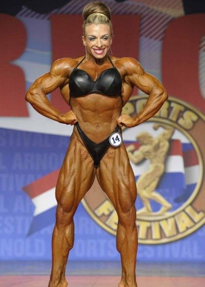 5dde835ef17d 2012 Arnold Classic Women s Bodybuilding 2nd Place Winner – Debi Laszewski