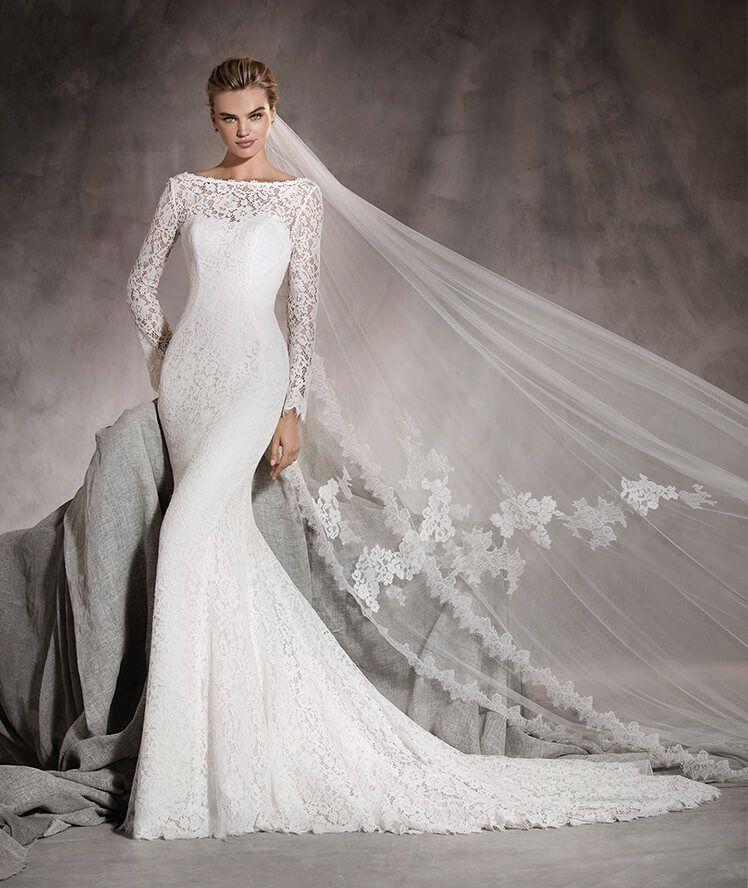 Pin von RoyalFashion&RedCarpet auf Wedding Pronovias// San Patrick ...