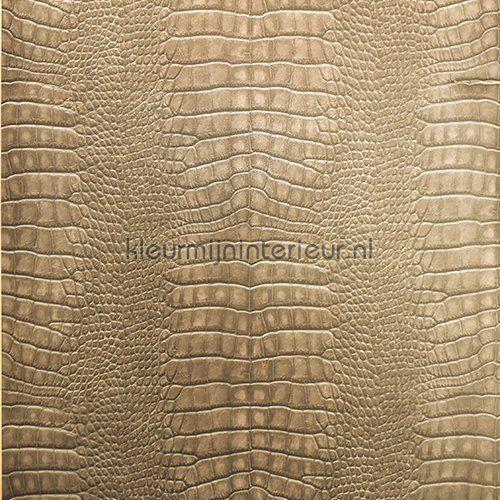Krokodillen Leer Beige Behang Sd102102 Uit De Collectie Natural Faux Van Noordwand Online Bestellen Bij Kleu Accentmuur Behang Metallic Behang Woonkamer Behang
