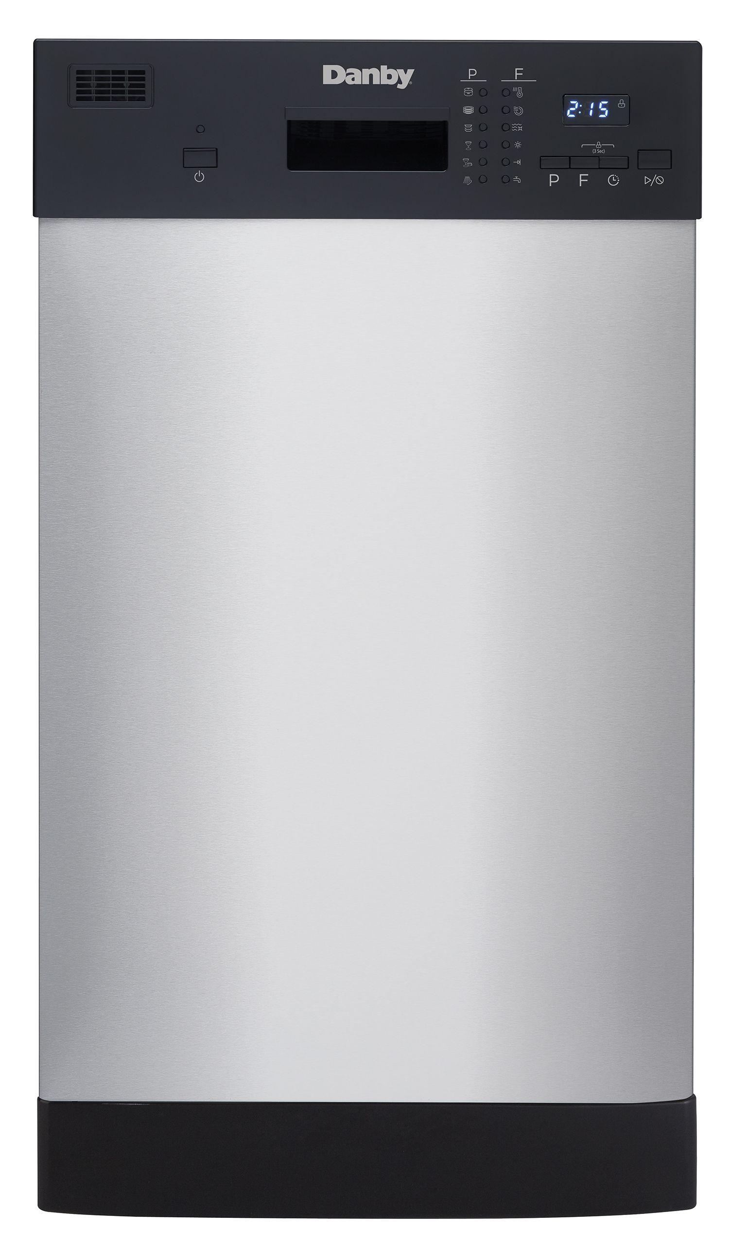 Home Built In Dishwasher Danby Steel Tub