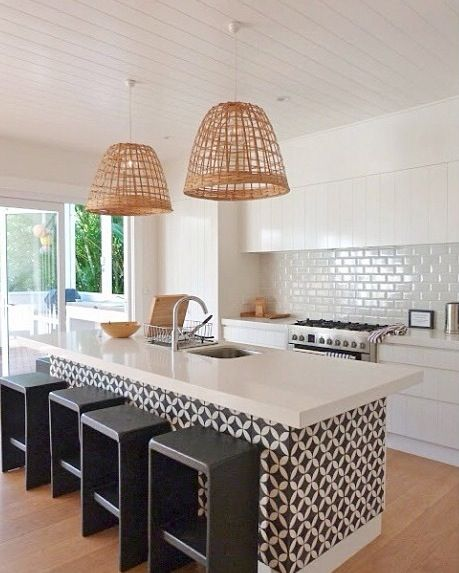 Kitchen With A Point Of Difference Kitchen Design Small Kitchen Inspirations Kitchen Island Bench