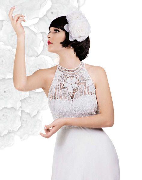 Noiva - Vestido - Noiva retrô - Figurino Noivas - O melhor site de casamento