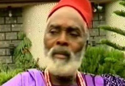 Welcome to Julia Blaise Blog               : Nollywood Loses Veteran Actor Festus Aguebor
