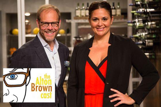 the alton browncast 50 antonia lofaso cutthroat kitchen alton alton brown the alton browncast 50 antonia lofaso