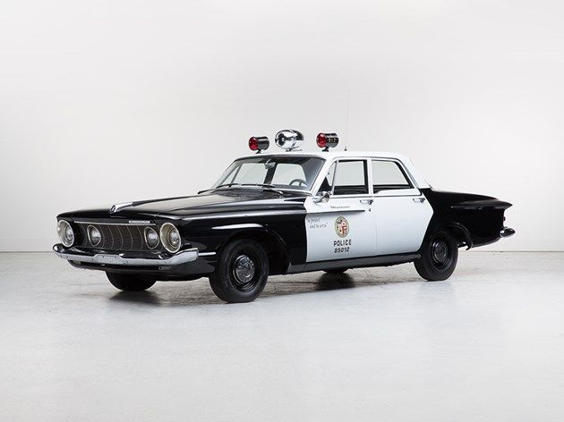 Auctionata Revves Up For A Classic Car Auction Artnet News Police Cars Police Car Models Old Police Cars