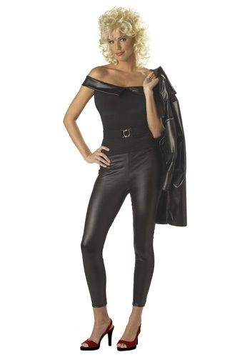 adult sandy grease costume grease 50s costumes - Greece Halloween Costumes