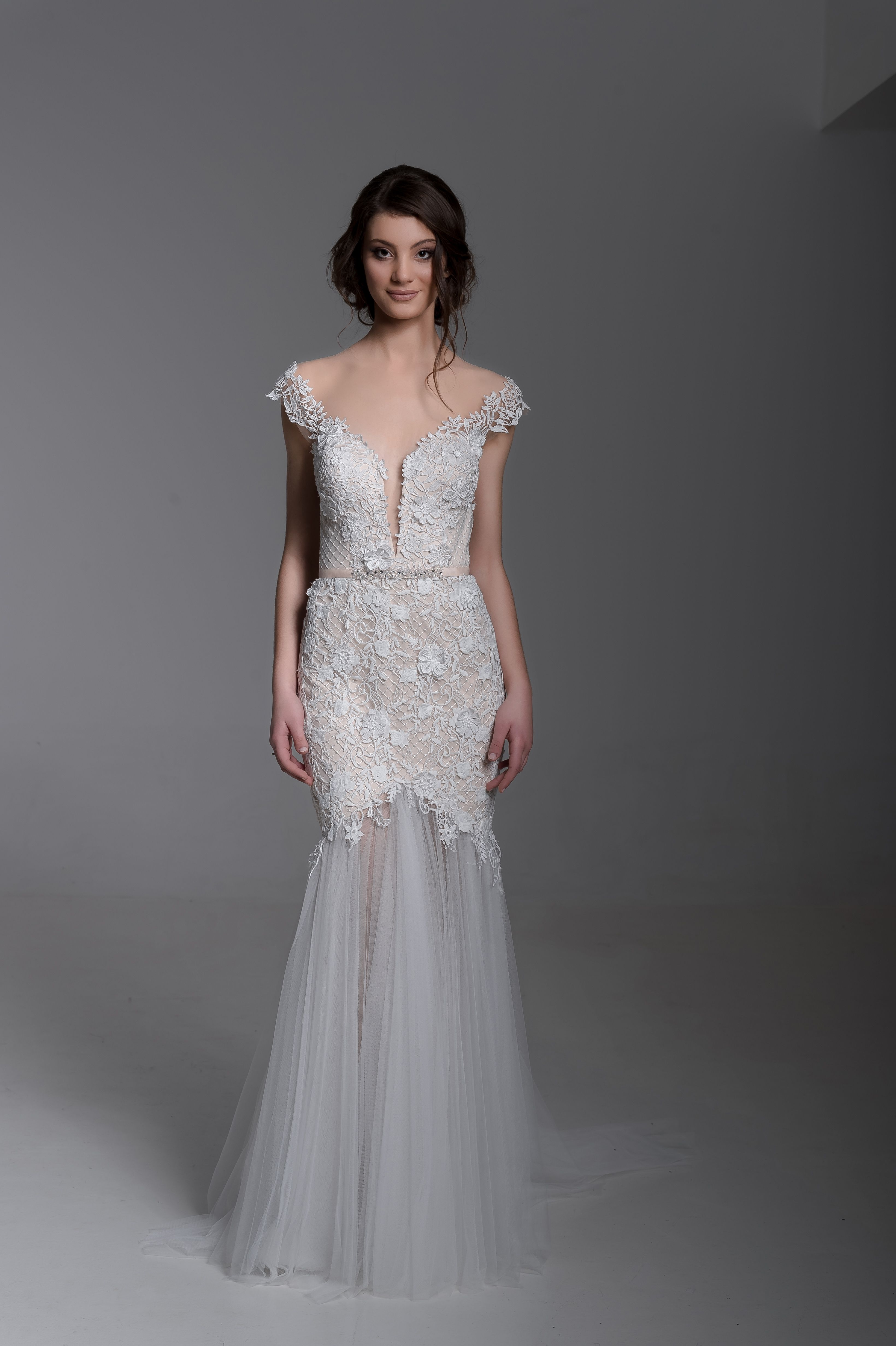 Wedding dress noel collection athens greece lace vintage