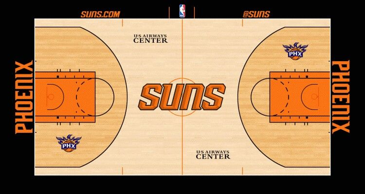 Phoenix Suns Brooklyn Nets Basketball Phoenix Suns