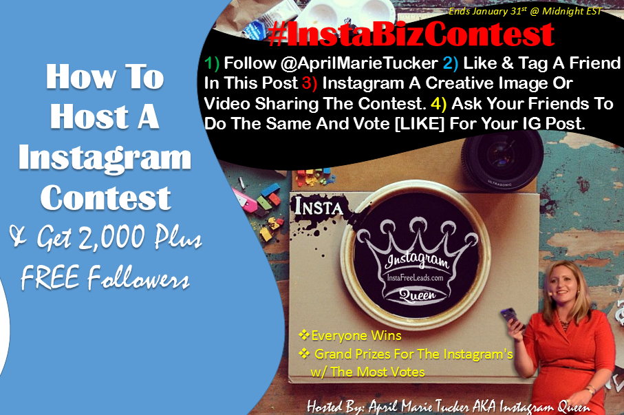 How To Host A Successful Instagram Contest