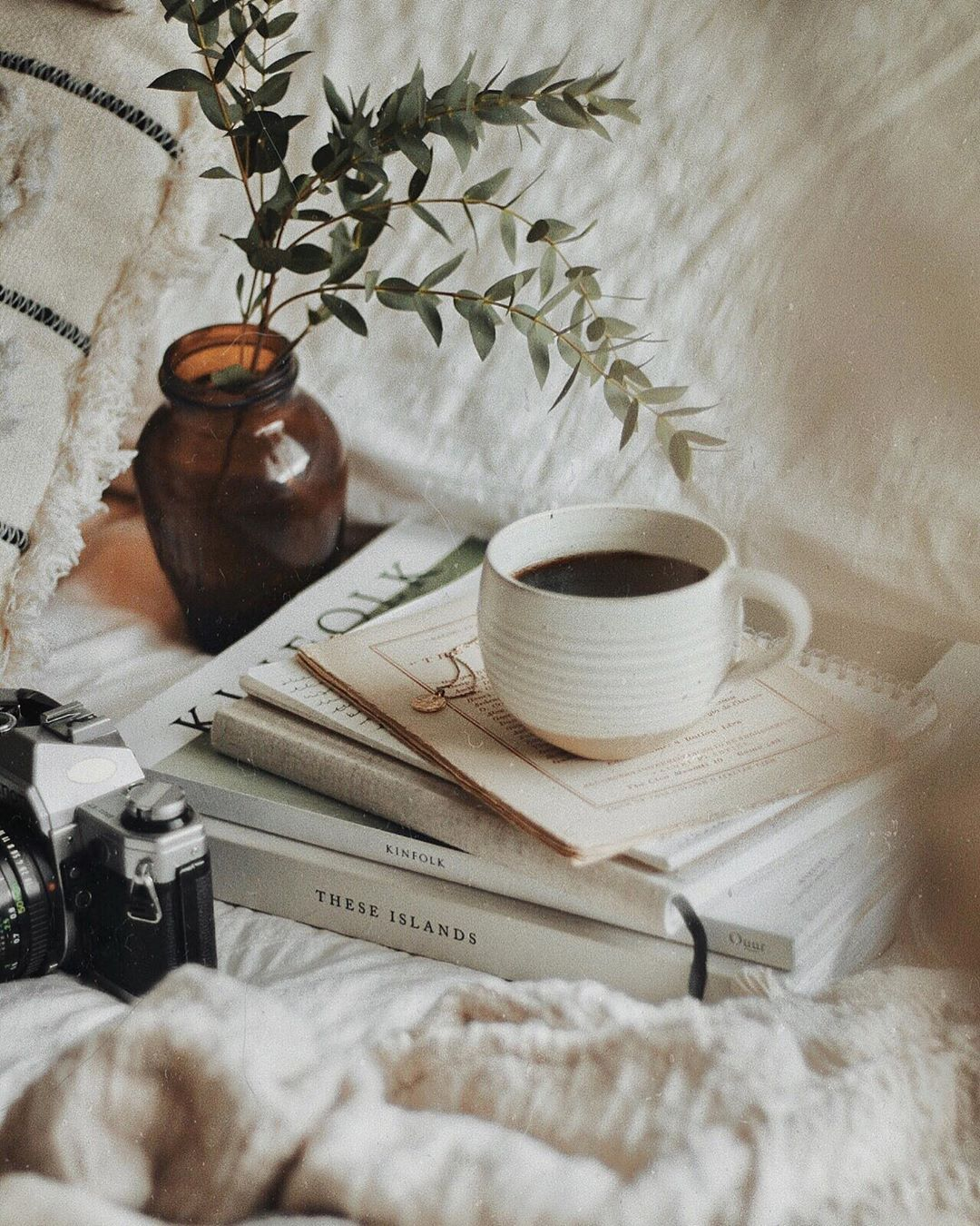 """Polly Florence on Instagram: """"A little set up from earlier in the year (hopefully there'll be some fresh content coming soon!) 🌾☕️ What is it that you like to see most…"""""""