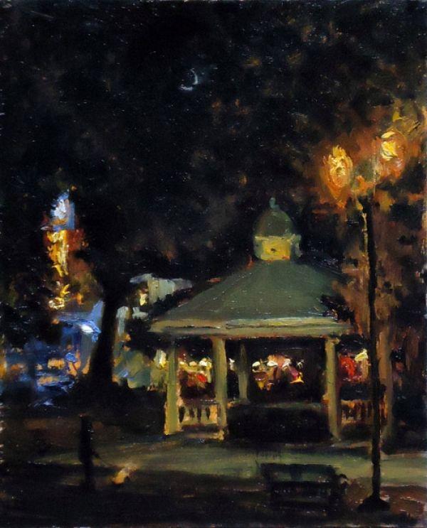 """Paso Night,"" by Thomas Van Stein"