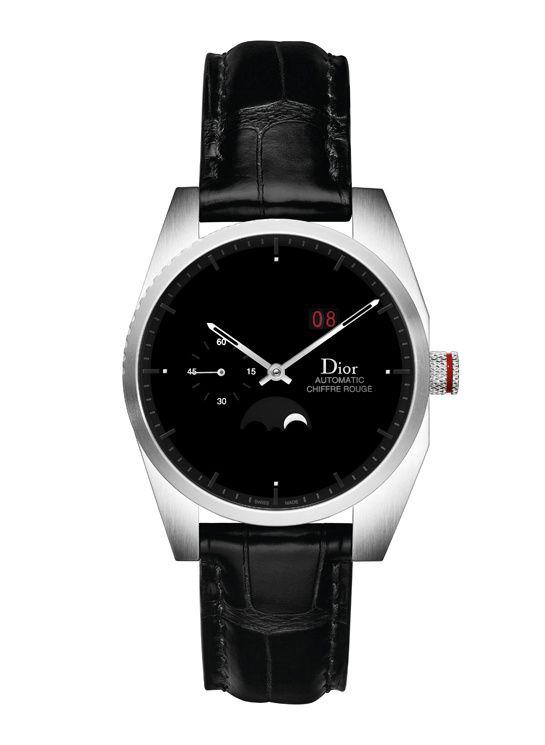 60c0509d7db 2013 montre Chiffre Rouge Dior C03 acier 38mm Melhores Relógios Para  Homens
