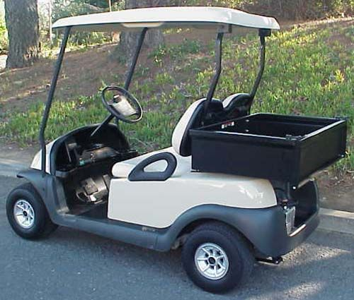 Golf Cart Accessories for Club Car Golf Carts from Nicks Custom Golf ...