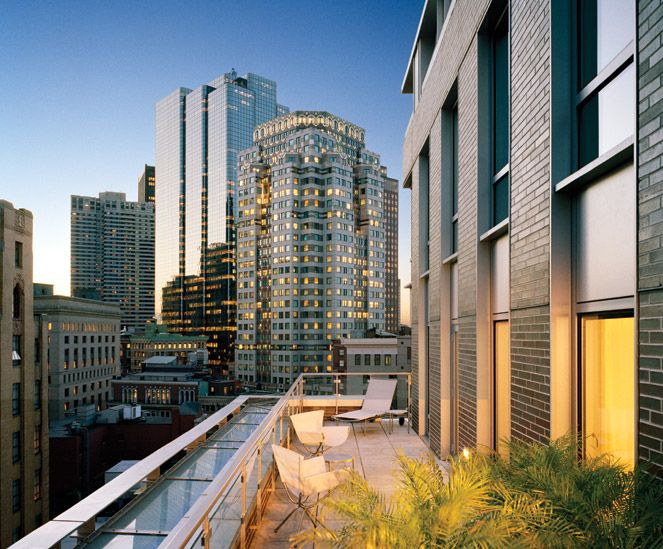 Luxury Apartments Are On The Rise In Boston Luxury Apartments In Boston Architect