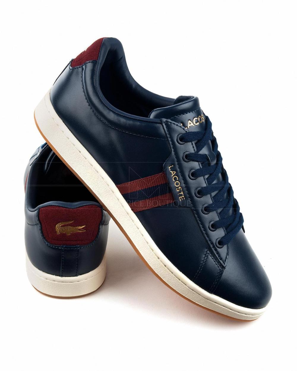 Zapatillas Lacoste Carnaby Evo 419 3 Azul Marino Envio Gratis Zapatillas Lacoste Zapatos Mocasines Hombre Zapatos Lacoste