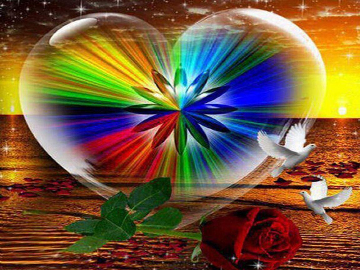 радуга открыток фото камней всеми любимого