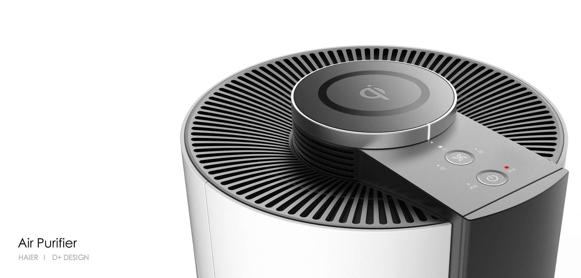 海尔空气魔方设计 上海道加创意设计有限公司 in 2020 Home appliances, Kitchen