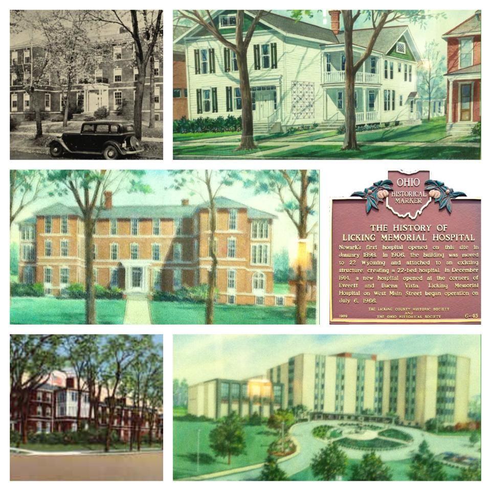 Pin On Ohio Newark Licking History