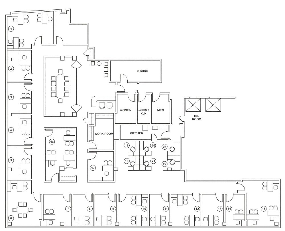 floor plan of the office. Floor Plan Of The Office. Find This Pin And More On Plans By Noorbabtain. Office T
